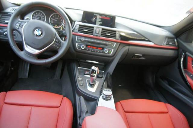 Wonderful 2014 BMW 3 Series 328i 4dr Sedan SULEV Red Interior Rare Exclusive