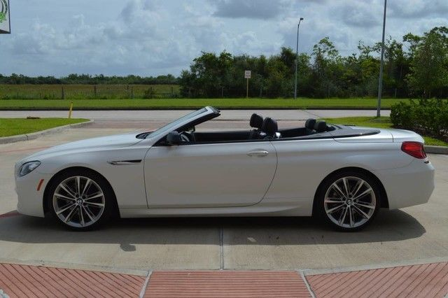 2017 Bmw 6 Series 650i Convertible Special Order Car 106k New Loaded