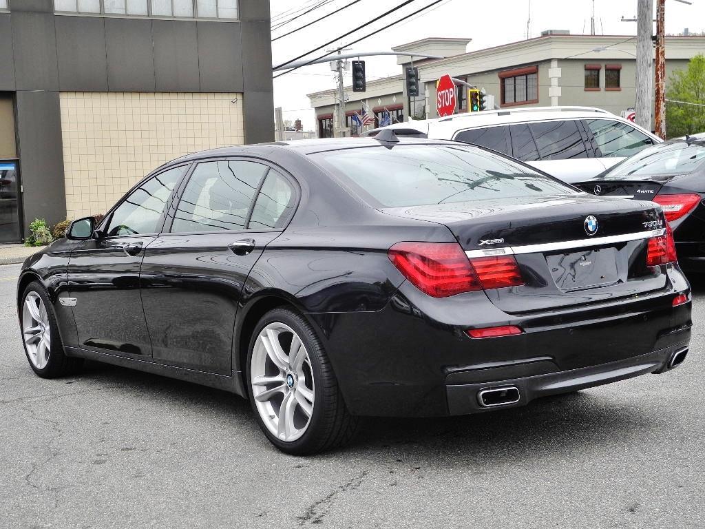 2014 BMW 7 Series 750LI XDRIVE M SPORT PKG