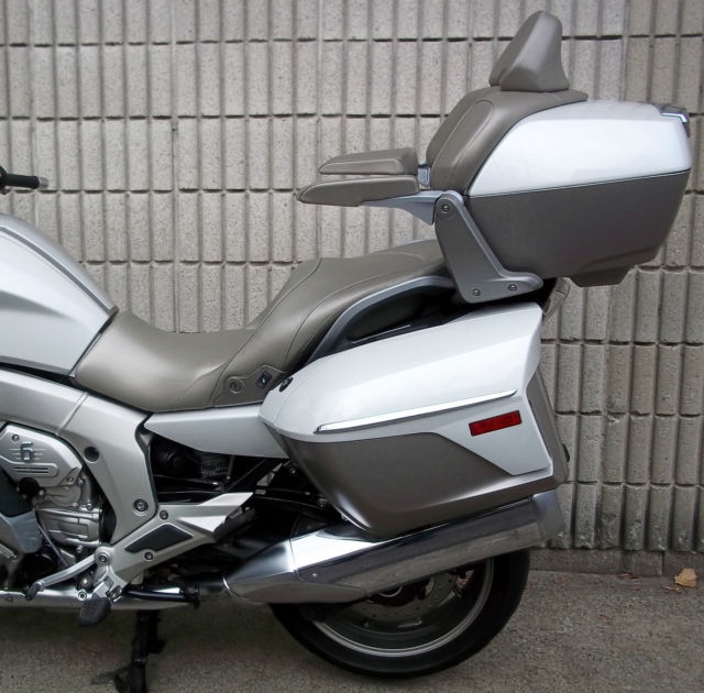 2014 Bmw K1600glt Exclusive   Heated Seat  U0026 Grips  Esa