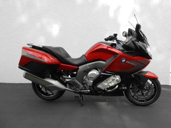 2014 Bmw K1600gt Sport One Owner Trade In