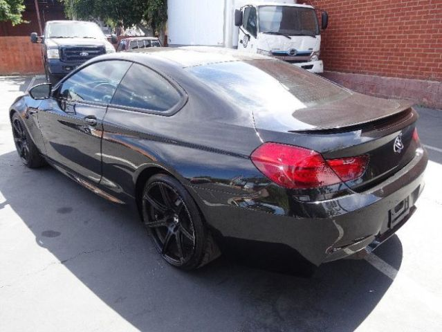 2014 Bmw M6 Rebuilt Salvage For Sale: 2014 BMW M6 Repairable Salvage Wrecked Damaged Fixable