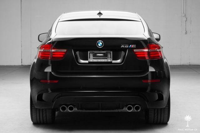 2014 Bmw X6 M 18 879 Miles Mugello Red Interior Warranty