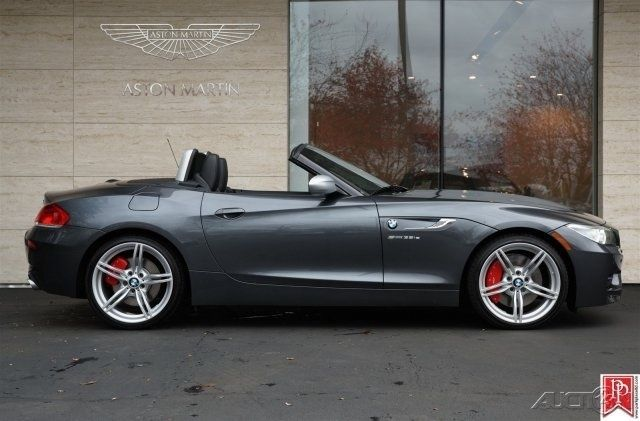 2014 bmw z4 sdrive 35is roadster only 6242 miles since new like new sciox Choice Image