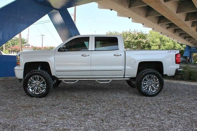 Chevrolet Ltz High Country X Navigation Lifted S on Chevy Four Door 4x4