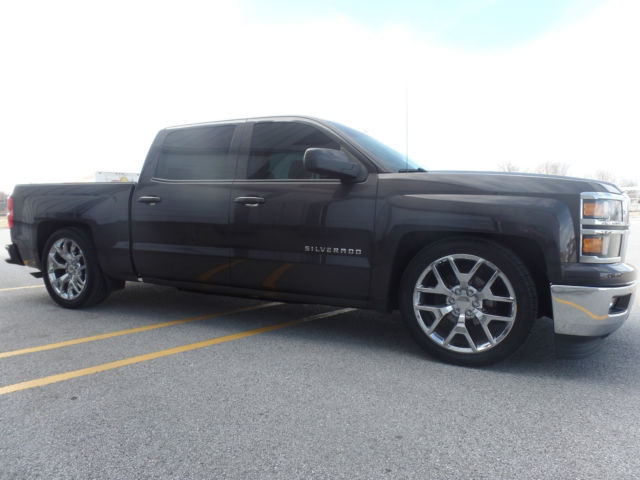 Chevrolet Silverado 1500 Custom Wheels.html | Autos Weblog