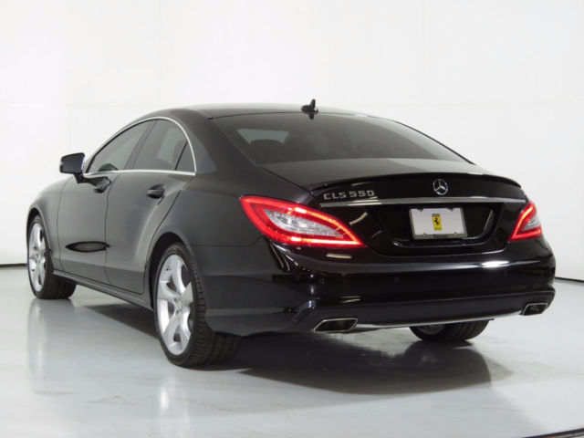 Image gallery 2014 cls550 black for Mercedes benz cls550 for sale by owner