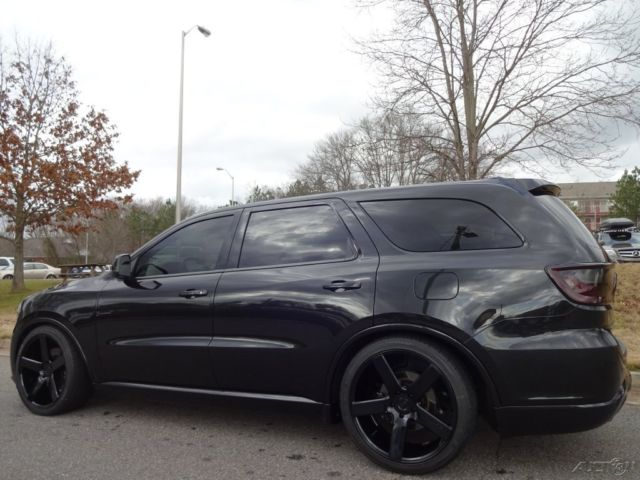 2014 Dodge Durango R/T AWD All Options Nav Chip Exhaust ...