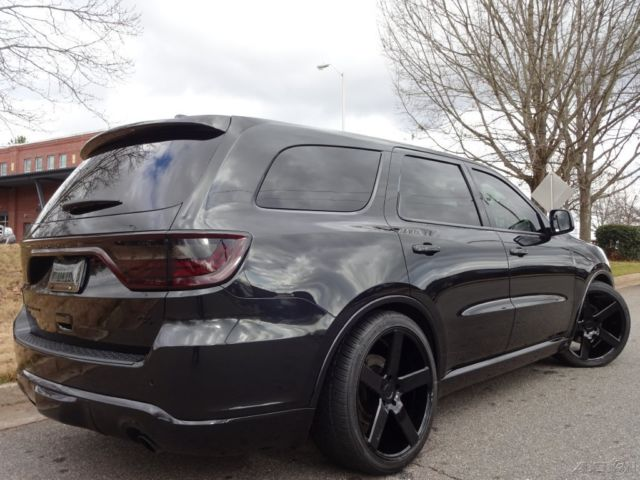 2014 Dodge Durango R T Awd All Options Nav Chip Exhaust