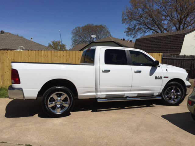 2014 dodge ram 1500 ecodiesel 4dr crew cab lone star 4x4 truck w rear cam. Black Bedroom Furniture Sets. Home Design Ideas