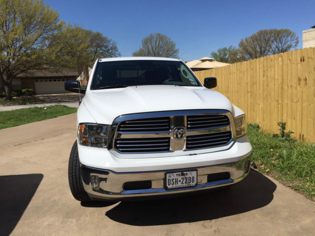 2014 dodge ram 1500 ecodiesel 4dr crew cab lone star 4x4 truck w rear. Cars Review. Best American Auto & Cars Review