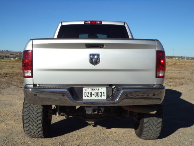 2014 dodge ram 2500 slt crew cab 6 7l diesel bds lifted fuel make. Cars Review. Best American Auto & Cars Review