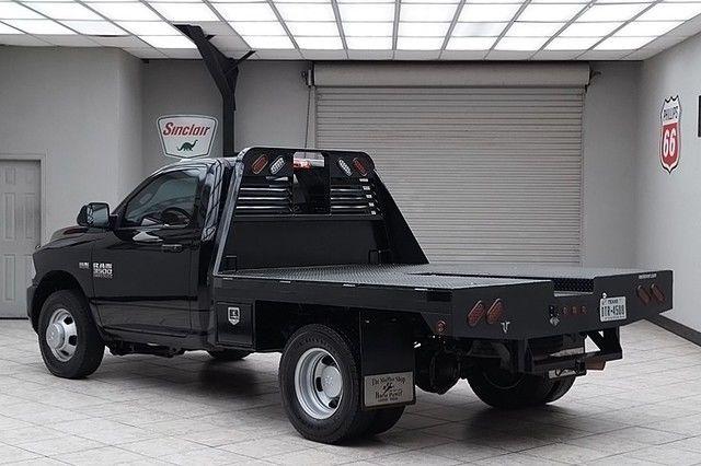 2014 dodge ram 3500 v8 2wd dually flat bed hauler regular cab. Black Bedroom Furniture Sets. Home Design Ideas