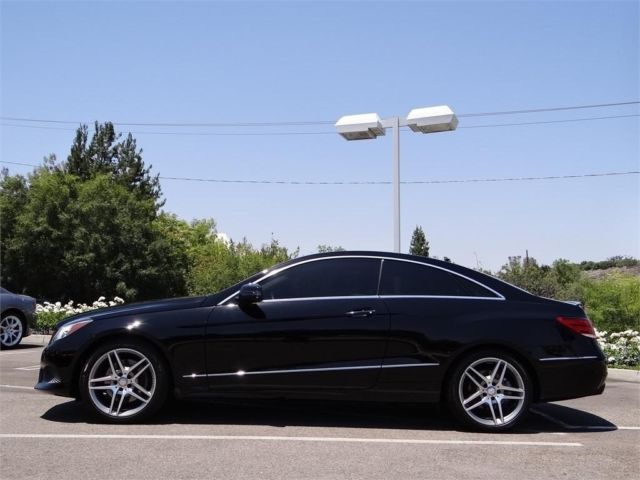 2014 e350 coupe one owner loaded with options sport for Black rims for mercedes benz e350