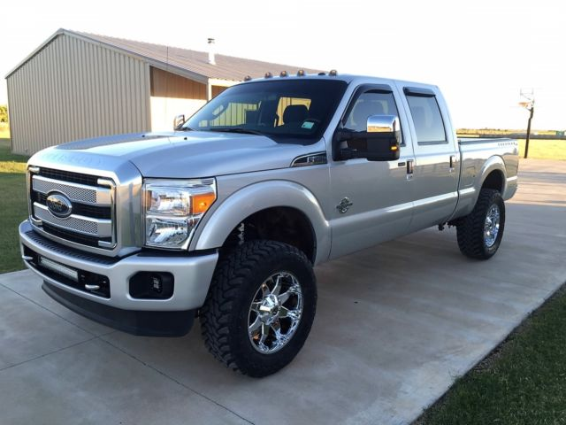 2014 ford f250 platinum lifted custom. Black Bedroom Furniture Sets. Home Design Ideas