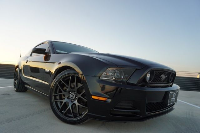 2014 ford mustang premium w 6 speed manual