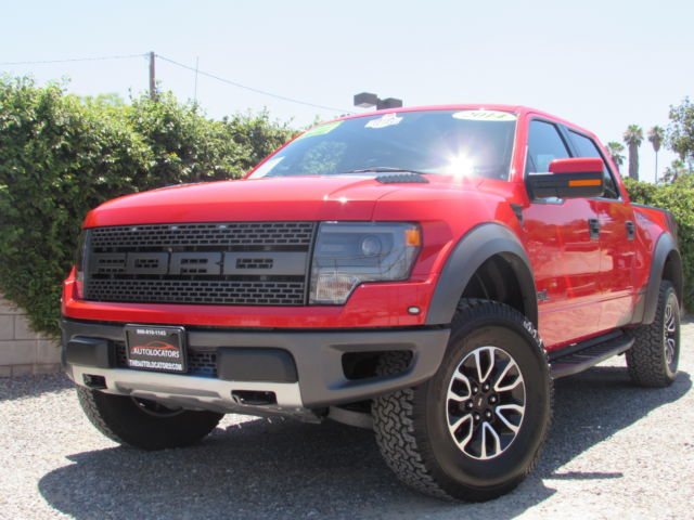 2014 ford raptor crew cab 6 2l roush edition 590hp factory. Black Bedroom Furniture Sets. Home Design Ideas