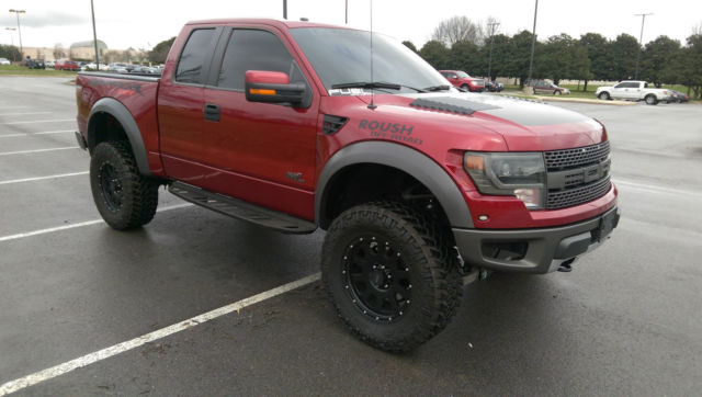 2014 ford raptor svt roush supercharged special edition. Black Bedroom Furniture Sets. Home Design Ideas