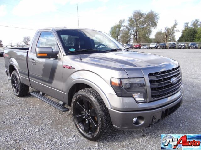2014 fx2 turbo 74 auto tremor salvage repairable f 150 12k miles rare. Black Bedroom Furniture Sets. Home Design Ideas