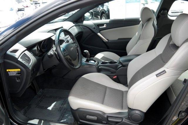 2014 Genesis Coupe 2 0T Caspian Black