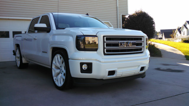 2014 gmc sierra lifted white. 2014 gmc sierra 1500 gmc lifted white