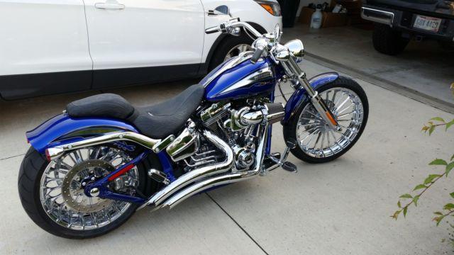 Used Cvo For Sale On >> 2014 Harley davidson breakout cvo