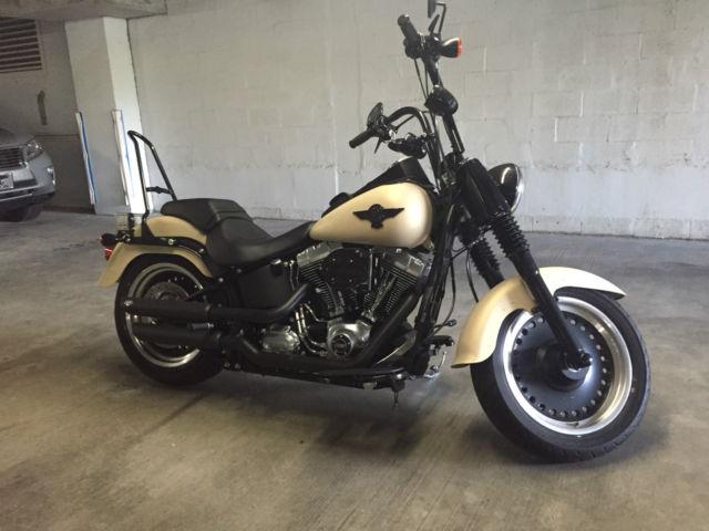 2014 Harley Davidson Fat Boy Lo Custom