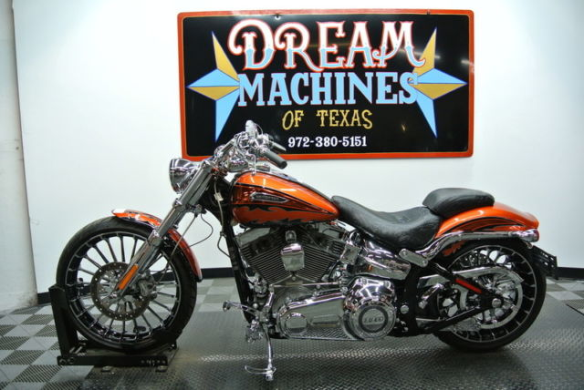 Harley Cvo For Sale San Diego Ca >> 2014 Harley Davidson Fxsbse Cvo Breakout Options   Upcomingcarshq.com