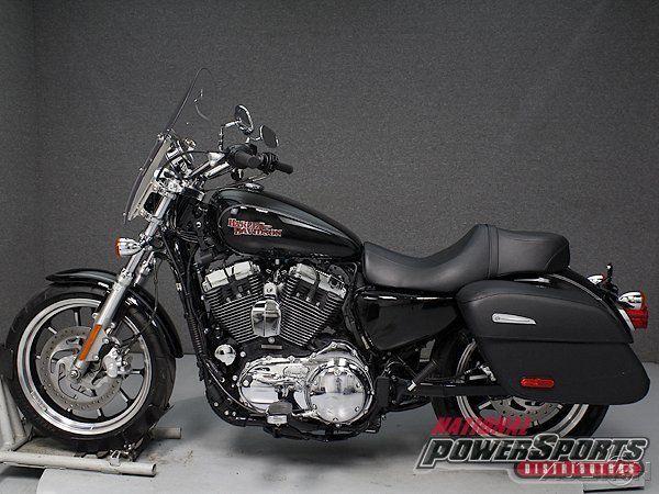 Used Harley Davidson Motorcycles >> 2014 Harley-Davidson Sportster XL1200T 1200 SUPERLOW Used