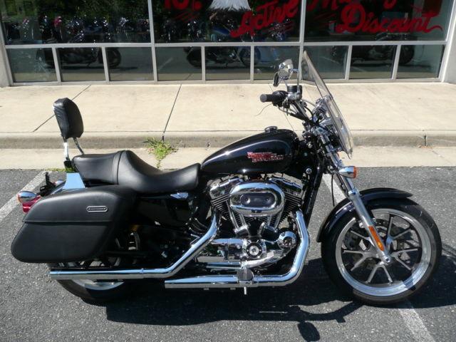 Harley Davidson Sportster Xll Superlow Specifications