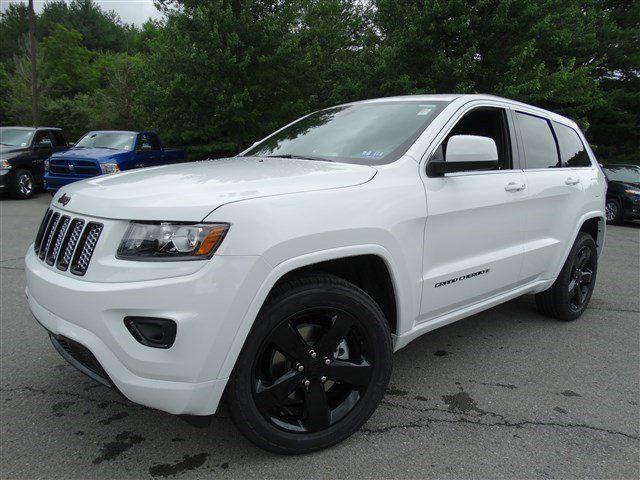 Flex Fuel Cars >> 2014 Jeep Grand Cherokee Laredo Sport Utility 4-Door 3.6L ALTITUDE PACKAGE