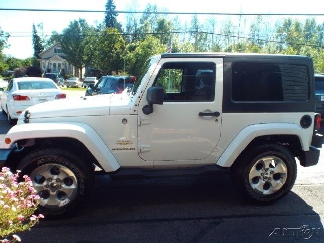 2014 Jeep Wrangler 4x4 Sahara Automatic 4wd Hard Top Soft