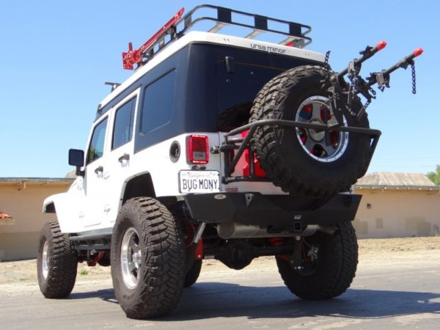 2014 Jeep Wrangler Unlimited 4wd Sport Moab Edition Ursa