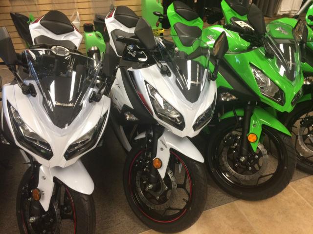 2014 Kawasaki Ninja 300 Se Abs 2016 Sale