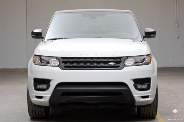 2014 land rover range rover sport autobiography dynamic supercharged 14 345 mi. Black Bedroom Furniture Sets. Home Design Ideas