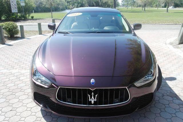 2014 Maserati Ghibli S Q4 Awd Twin Turbo V 6 3 0 L 182