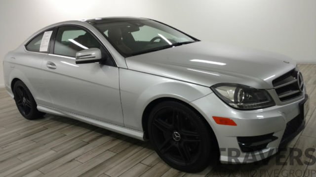 2014 Mercedes Benz C350 4matic Sport Coupe Only 24k Miles Fully