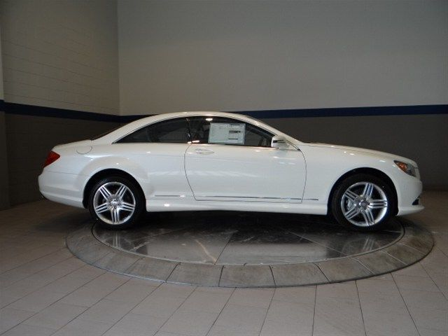 2014 Mercedes Benz CL550 4Matic Coupe 2 Door 46L