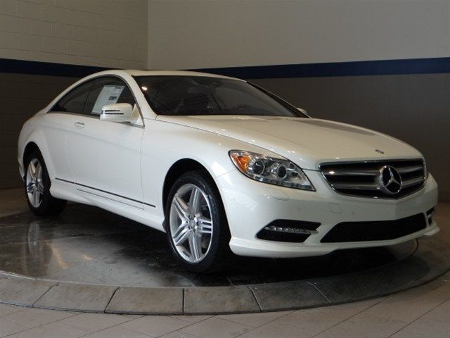 2014 mercedes benz cl550 4matic coupe 2 door 4 6l