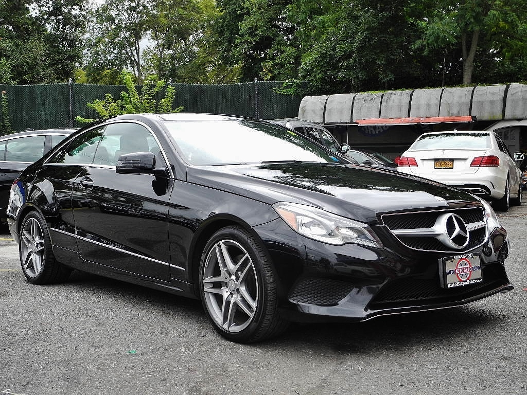 2014 mercedes benz e class e350 4matic sport coupe 42355 for How much is a 2014 mercedes benz