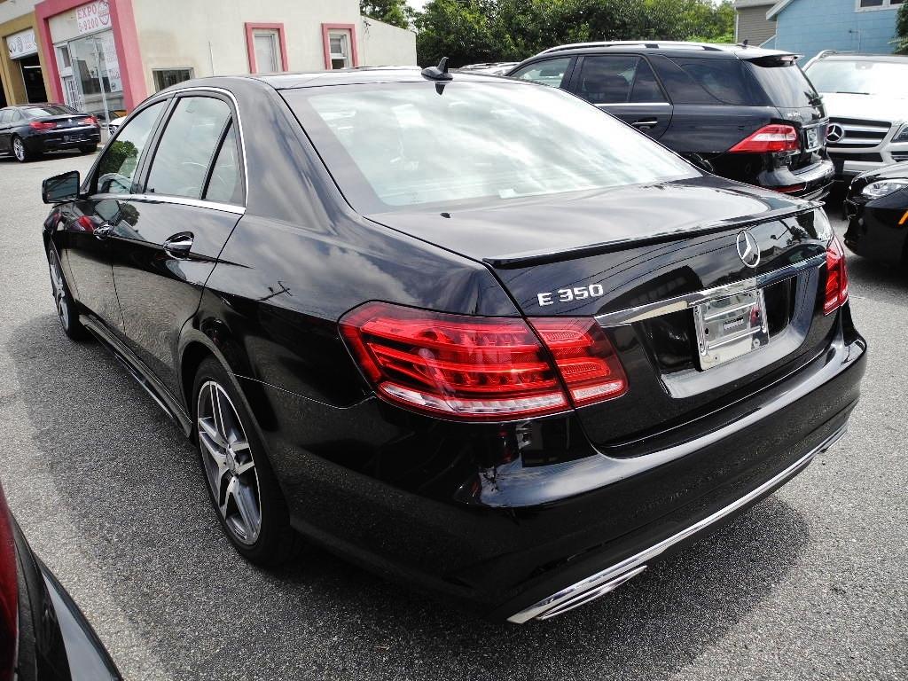 2014 mercedes benz e class e350 sport 4matic 33113 miles for Mercedes benz e class sedan