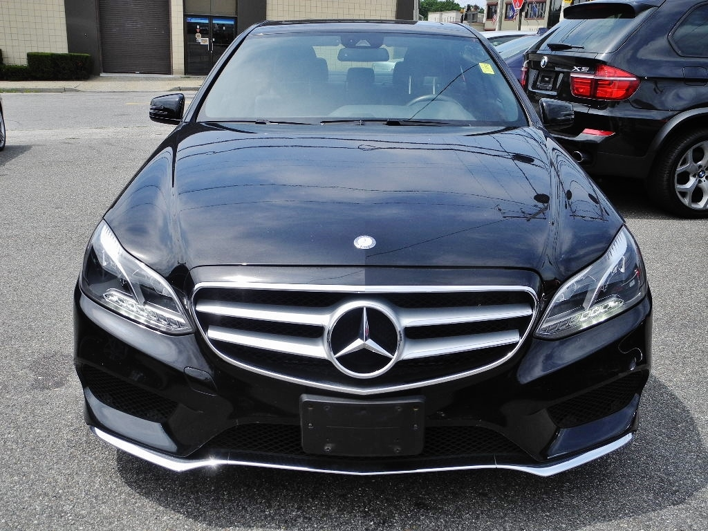 2014 mercedes benz e class e350 sport 4matic 33113 miles for Mercedes benz mileage