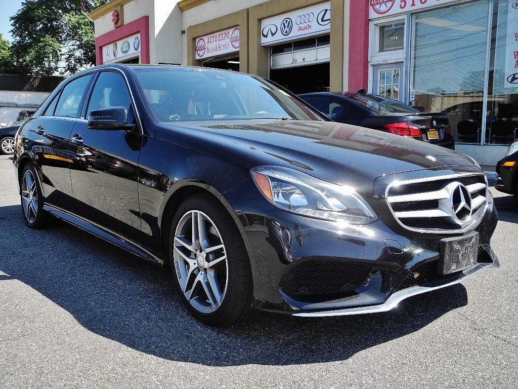 2014 mercedes benz e class e350 sport 4matic 44230 miles for Mercedes benz e350 black