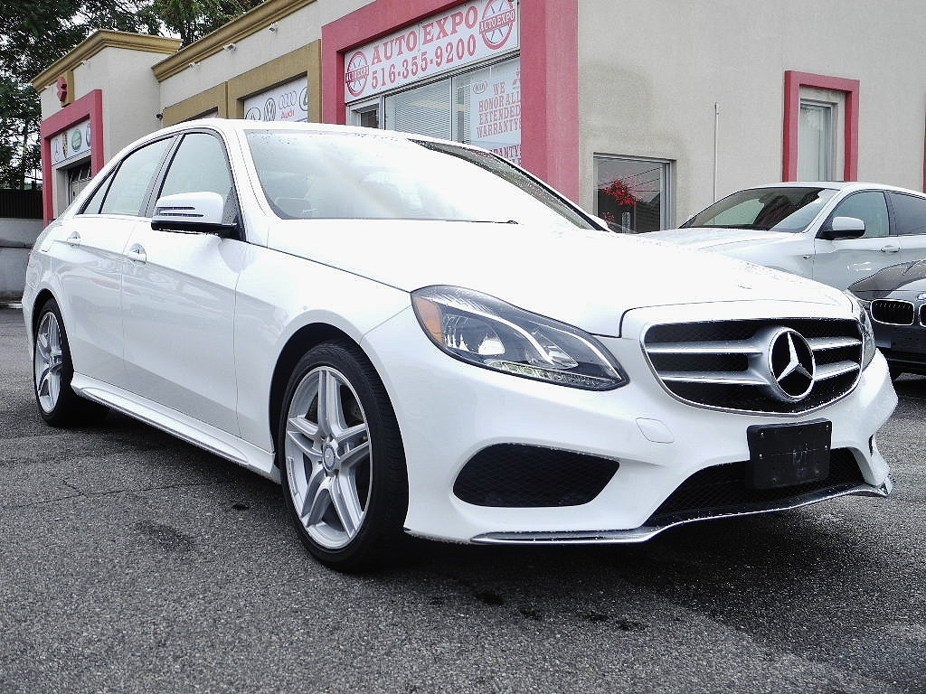2014 mercedes benz e class e350 sport 4matic 46073 miles white sedan 6 cylinder. Black Bedroom Furniture Sets. Home Design Ideas
