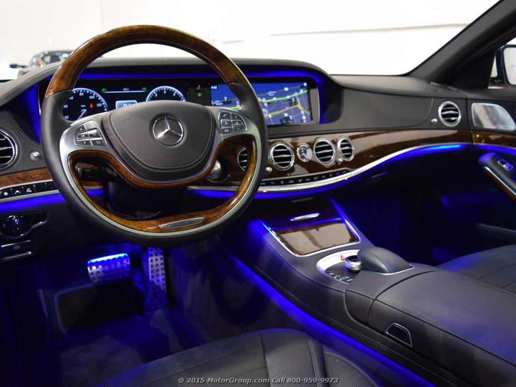 2017 Mercedes Benz S Cl S550