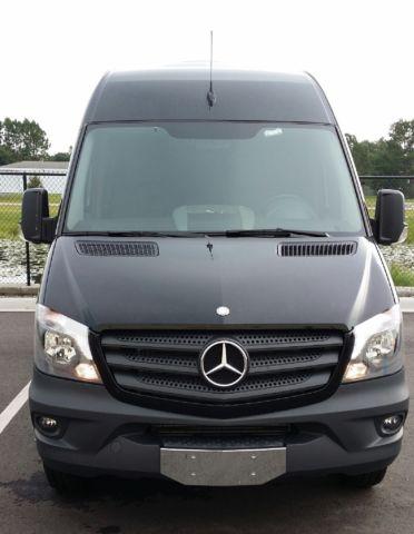 2014 mercedes benz sprinter 3500 extended 170 high roof for Mercedes benz 3500