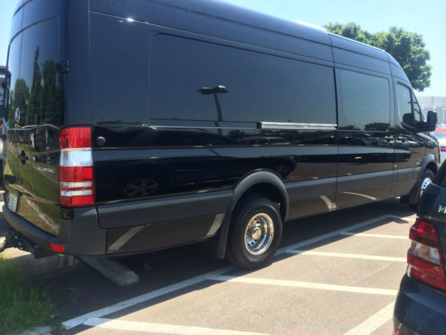 2014 mercedes benz sprinter 3500 extended 170 high roof for 2016 mercedes benz 3500 high roof