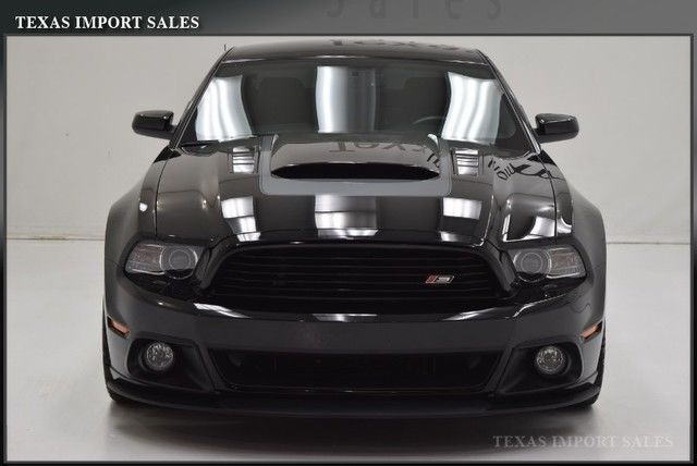2014 MUSTANG GT ROUSH STAGE 3 COUPE,6-SPEED MANUAL,BLACK ...