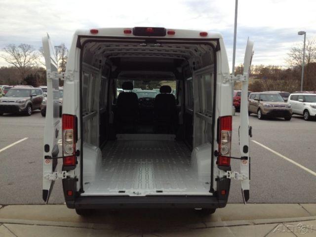 2014 ram 2500 promaster cargo van reserve lowered. Black Bedroom Furniture Sets. Home Design Ideas