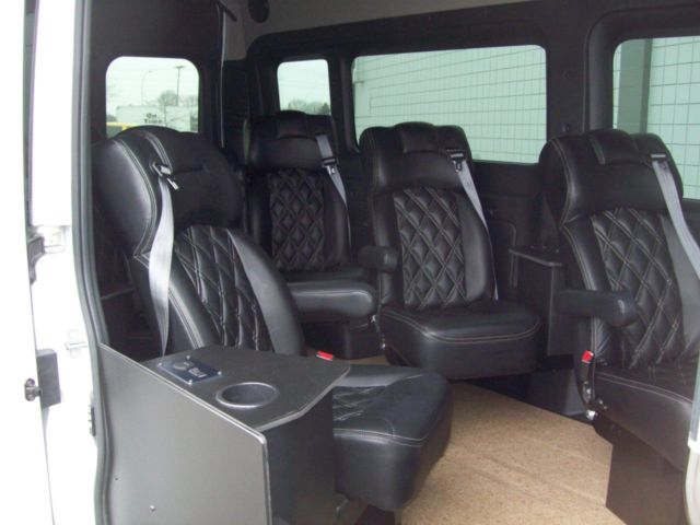 2014 Ram 2500 Promaster Executive Conversion Van By Embassy SVO Group